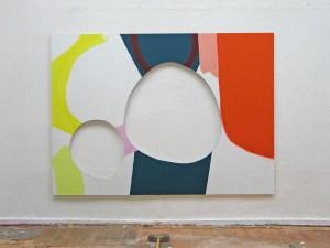 150 x 210 cm -Öl,Acryl-PDF Platte
